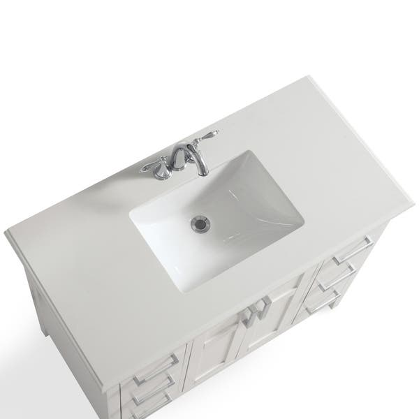 Quartz Bathroom Vanities With Tops At Lowes Com