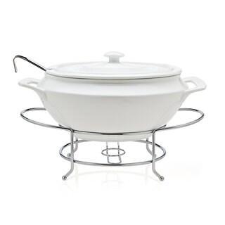 La Cucina 2-quart Soup Tureen with Ladle