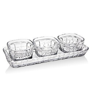 Hamilton House 4-piece Relish Set