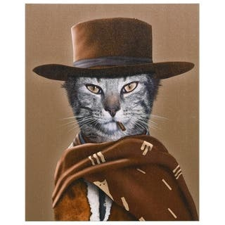 Empire Art Western High-resolution Cotton Canvas Giclee-print Wall Art