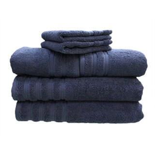 Brentwood 6-piece Cotton Towel Set
