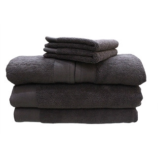 Delano 6-piece Cotton Towel Set