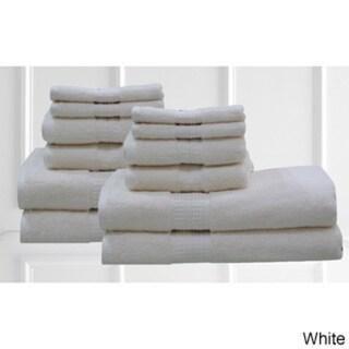 Lexington 12-piece Cotton Towel Set