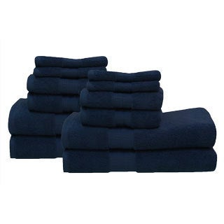 Lexington 12-piece Cotton Towel Set