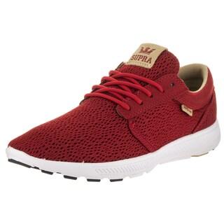 Supra Men's Hammer Run Red Running Shoes