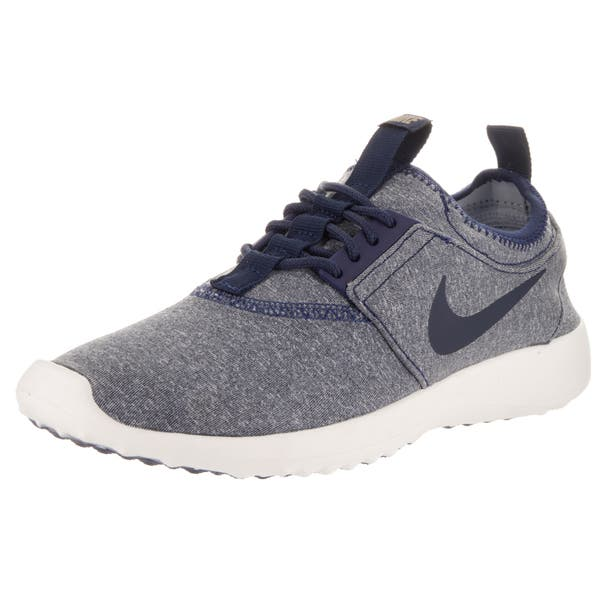 progenie reemplazar Descendencia  Nike Women's Juvenate SE Grey Fabric Casual Shoes - Overstock - 13934279
