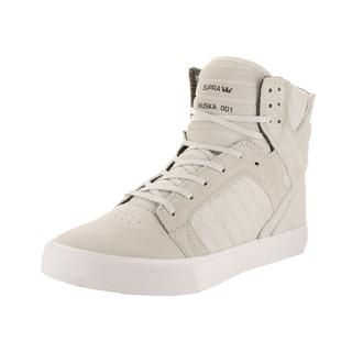 Supra Men's Skytop Grey Skate Shoes