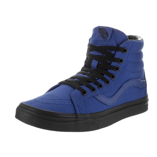 701c393dcc Shop Vans Unisex Sk8-Hi Reissue (Black Ouutsole) Skate Shoe - Free ...