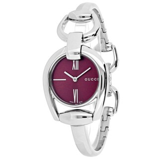Gucci Women's Horsebit YA139502 Watch