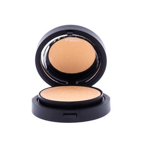 Youngblood Crème Powder Foundation Refillable Compact Honey