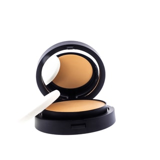 Youngblood Crème Powder Foundation Refillable Compact Tawnee