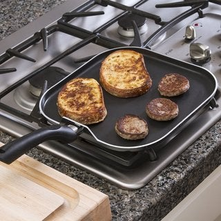 Cook/Stovetop Griddle Fry Pan Non-Stick Aluminum Skillet