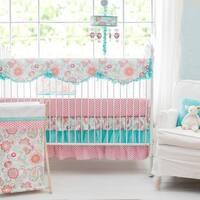 Shop My Baby Sam Gypsy Baby 3 Piece Crib Bedding Set