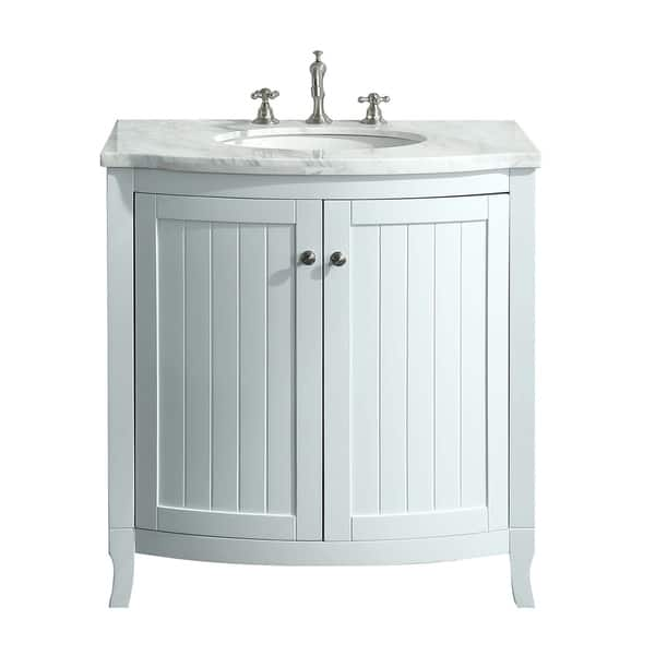Shop Eviva Odessa Zinx White 30 Inch Bathroom Vanity With White Carrera Marble Top Overstock 13934786,Color Code Personality Test Green