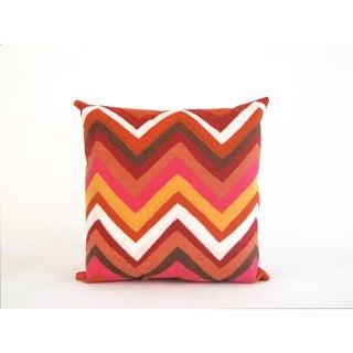Rick Rack 18-inch Pillow (Set of 2)