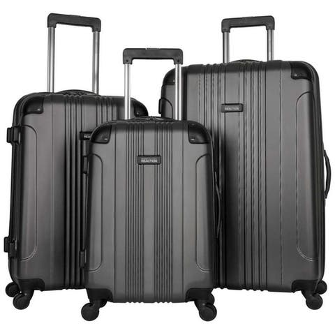 f7afc4834 Grey Luggage Sets | Find Great Luggage Deals Shopping at Overstock