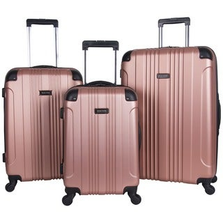Link to Kenneth Cole Reaction Out Of Bounds 3-Piece Lightweight Hardside 4-Wheel Spinner Luggage Set Similar Items in Luggage Sets