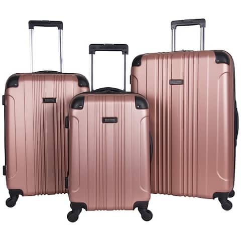 Kenneth Cole Reaction 'Out Of Bounds' 3-Piece Lightweight Hardside 4-Wheel Spinner Luggage Set