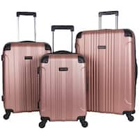 Kenneth Cole Reaction Out of Bounds 3-piece Hardside Spinner Luggage Set