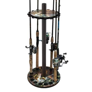 Rush Creek 16 Round Rod Rack|https://ak1.ostkcdn.com/images/products/13935852/P20567325.jpg?impolicy=medium