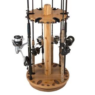 30-Rod Spinning Rack