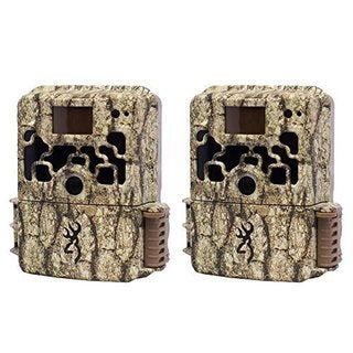 2-Browning BTC-6HD Dark Ops HD 10MP Sub Micro Hunting Trail Camera (2015)