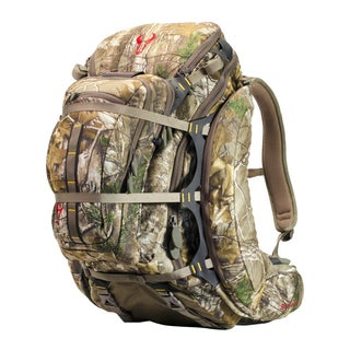 Badlands Clutch Camouflage Internal Frame Hunting Backpack - Xtra