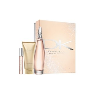 Donna Karan Liquid Cashmere Mist White 3-piece Gift Set