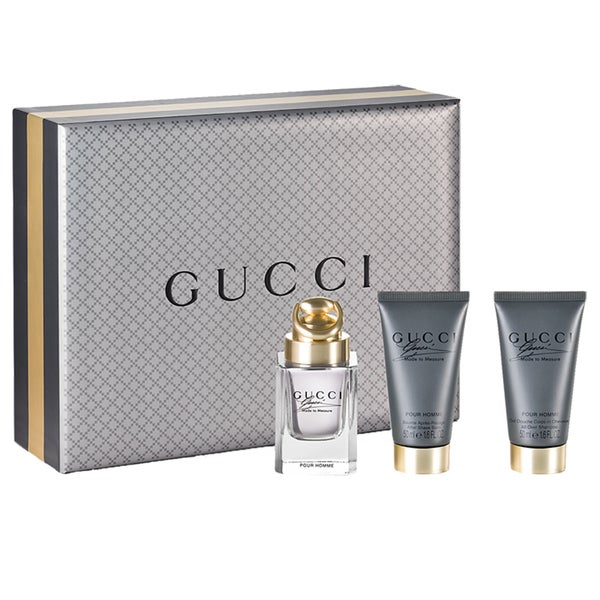 7c2dc214d Shop Gucci Made To Measure 3-piece Set - Free Shipping Today - Overstock -  13936102