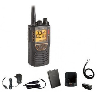 Cobra Marine MR-HH425LI-VP GMRS/Marine Two-way Radio