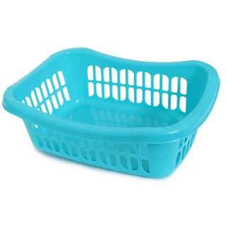 Ybm Home Medium Plastic Storage Basket / Drawer, Shelf Desktop Organizer 8025
