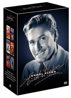 Errol Flynn: The Signature Collection (DVD)