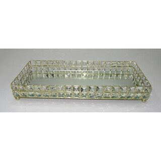 Heim Concept Square Crystal Vanity Tray