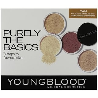 Youngblood Purely the Basics Kit in Tan