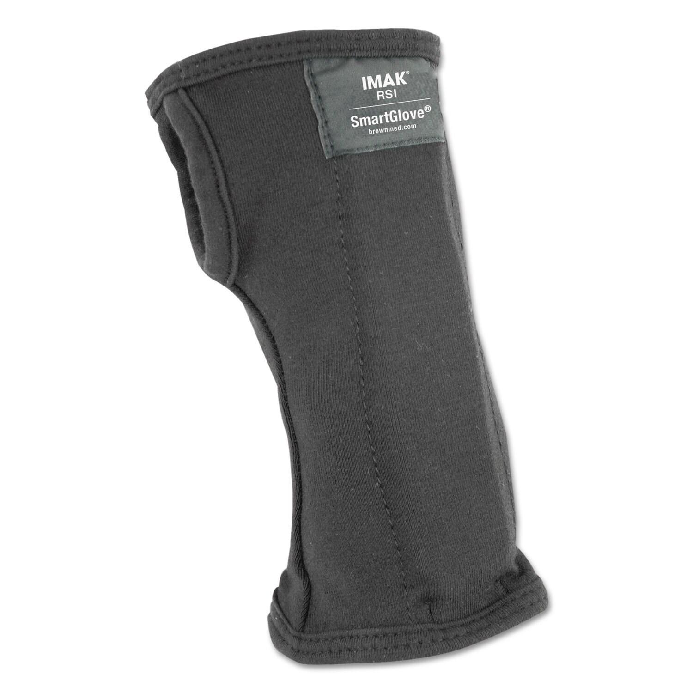 IMAK SmartGlove Wrist Wrap Large Black (Black), Size L