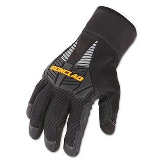Ironclad Cold Condition Gloves Black Large