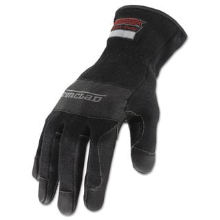 Ironclad Heatworx Heavy Duty Gloves Black/Grey X-Large