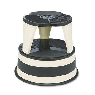 Cramer Kik-Step Steel Step Stool 350-pound Capacity 16-inch Diameter x 14 1/4-inch high Sand