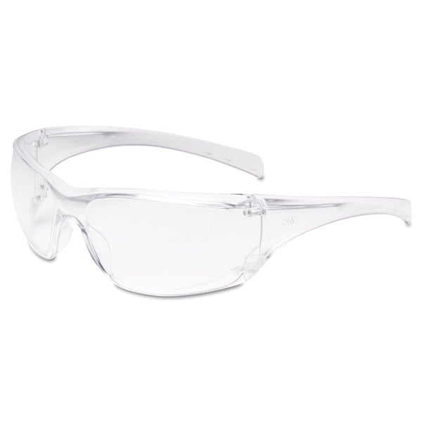 3M Virtua AP Protective Eyewear Clear Frame and Anti-Fog Lens 20/Carton