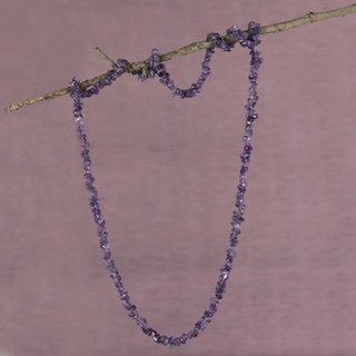 Link to Handmade Amethyst 'Light of Wisdom' Necklace (Brazil) Similar Items in Fashion Jewelry Store