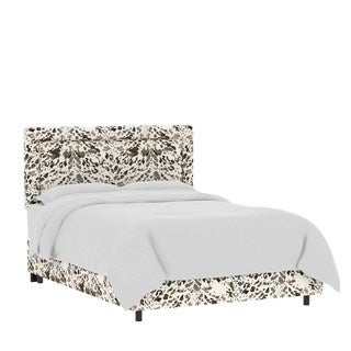 Skyline Furniture Custom Prints Upholstered Bed