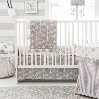My Baby Sam Little Adventurer 3-Piece Crib Bedding Set