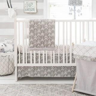 My Baby Sam Little Adventurer 3 Piece Crib Bedding Set