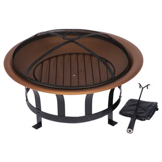 HIO 30-inch Outdoor Firepit