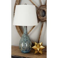 Studio 350 Set of 2, Ceramic Table Lamp 32 inches high