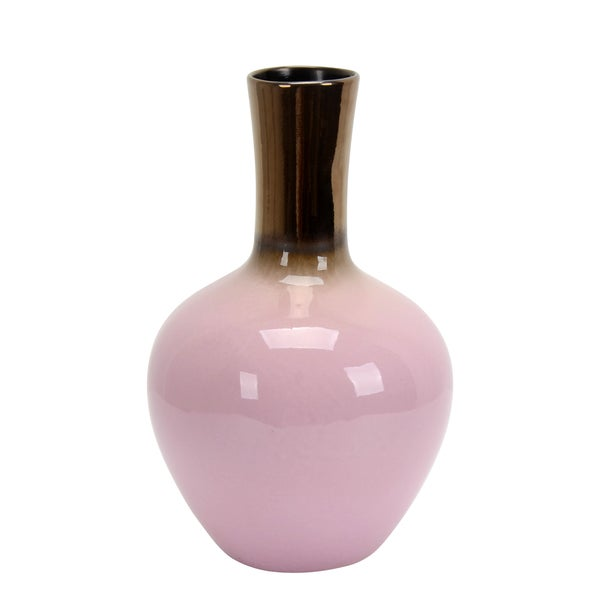 Sava 18 Inch Decorative Ceramic Vase Free Shipping On Orders Over