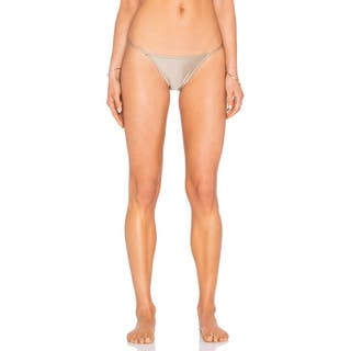 Somedays Lovin Unity Gold Metallic Nylon Bikini Bottom|https://ak1.ostkcdn.com/images/products/13953095/P20582604.jpg?impolicy=medium