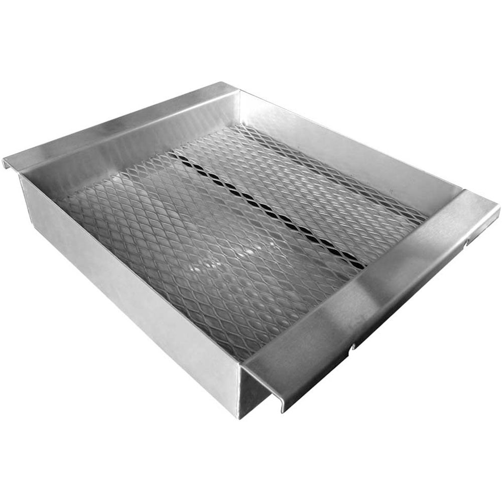 Cal Flame Stainless Steel Charcoal Grill Tray