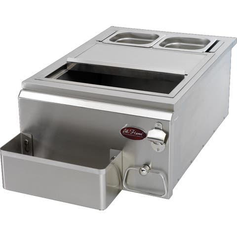 18-inch Cocktail Center