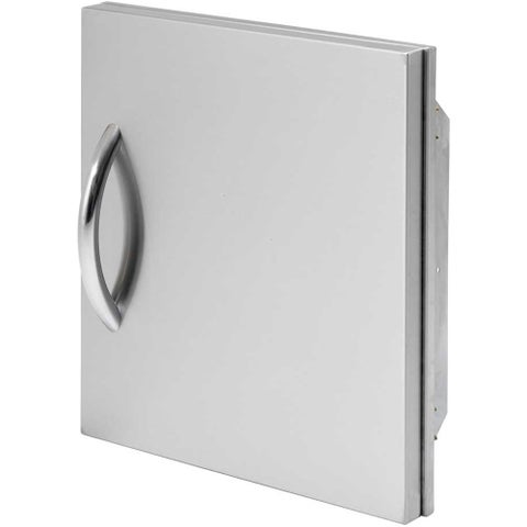 Cal Flame Stainless Steel 18-inch Single Access Door